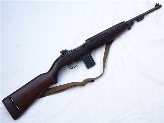 What are Manufacture dates for M1 Carbine